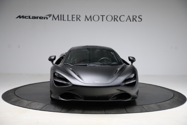 Used 2018 McLaren 720S Performance for sale Call for price at Alfa Romeo of Westport in Westport CT 06880 3