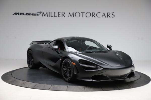 Used 2018 McLaren 720S Performance for sale Call for price at Alfa Romeo of Westport in Westport CT 06880 4