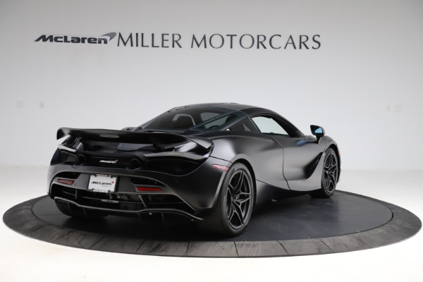 Used 2018 McLaren 720S Performance for sale Call for price at Alfa Romeo of Westport in Westport CT 06880 8