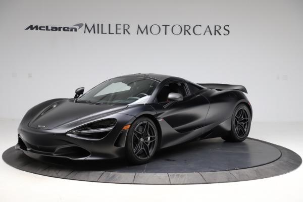 Used 2018 McLaren 720S Performance for sale Call for price at Alfa Romeo of Westport in Westport CT 06880 1
