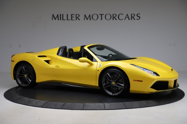 Used 2018 Ferrari 488 Spider for sale Sold at Alfa Romeo of Westport in Westport CT 06880 10