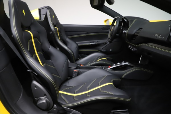 Used 2018 Ferrari 488 Spider for sale Sold at Alfa Romeo of Westport in Westport CT 06880 24