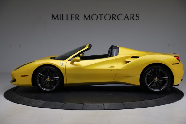 Used 2018 Ferrari 488 Spider for sale Sold at Alfa Romeo of Westport in Westport CT 06880 3