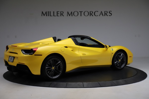 Used 2018 Ferrari 488 Spider for sale Sold at Alfa Romeo of Westport in Westport CT 06880 8