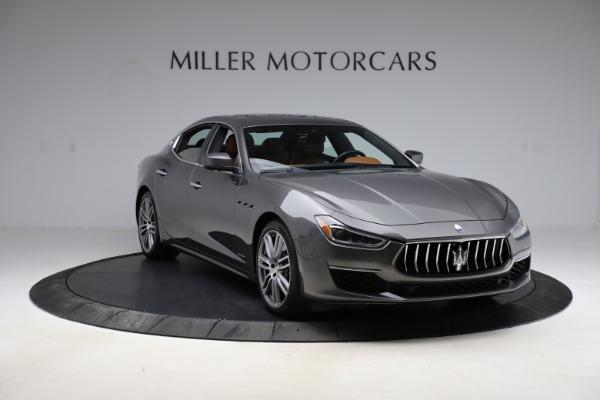 Used 2018 Maserati Ghibli SQ4 GranLusso for sale $51,900 at Alfa Romeo of Westport in Westport CT 06880 11