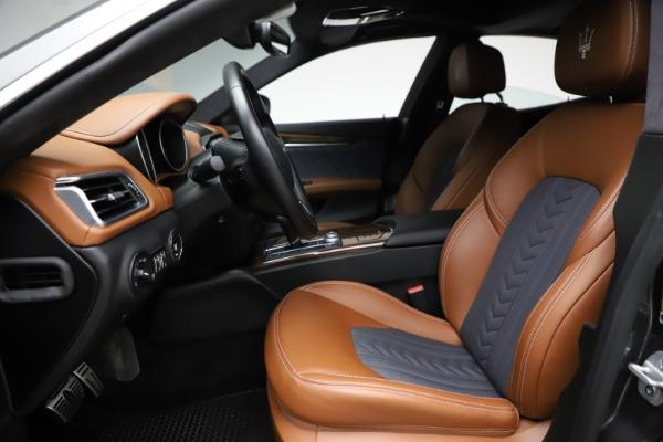 Used 2018 Maserati Ghibli SQ4 GranLusso for sale $51,900 at Alfa Romeo of Westport in Westport CT 06880 14