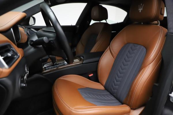 Used 2018 Maserati Ghibli SQ4 GranLusso for sale $51,900 at Alfa Romeo of Westport in Westport CT 06880 15