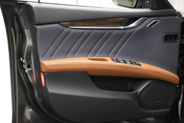 Used 2018 Maserati Ghibli SQ4 GranLusso for sale $51,900 at Alfa Romeo of Westport in Westport CT 06880 16