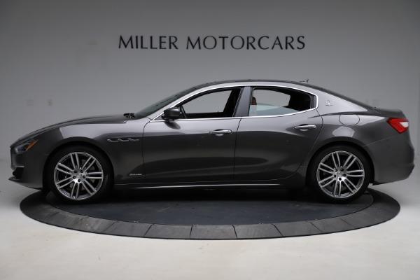 Used 2018 Maserati Ghibli SQ4 GranLusso for sale $51,900 at Alfa Romeo of Westport in Westport CT 06880 3