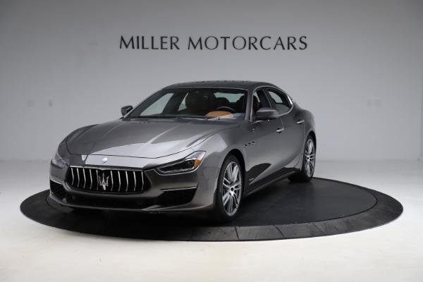 Used 2018 Maserati Ghibli SQ4 GranLusso for sale $51,900 at Alfa Romeo of Westport in Westport CT 06880 1