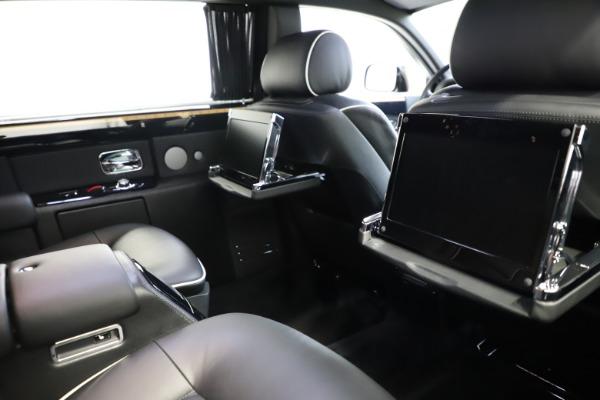 Used 2015 Rolls-Royce Phantom EWB for sale $289,900 at Alfa Romeo of Westport in Westport CT 06880 17