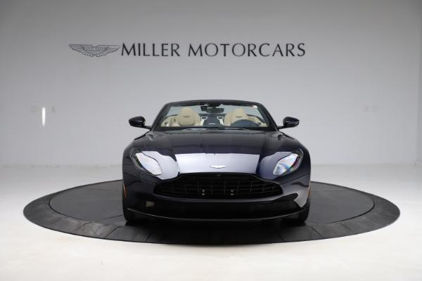 New 2021 Aston Martin DB11 Volante for sale Sold at Alfa Romeo of Westport in Westport CT 06880 11