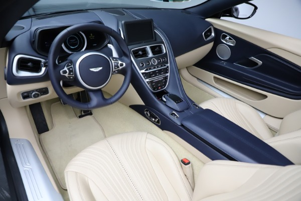 New 2021 Aston Martin DB11 Volante for sale Sold at Alfa Romeo of Westport in Westport CT 06880 13