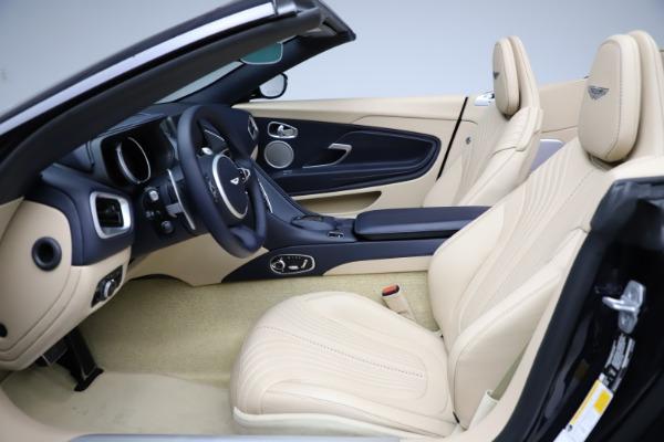 New 2021 Aston Martin DB11 Volante for sale Sold at Alfa Romeo of Westport in Westport CT 06880 14