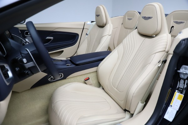 New 2021 Aston Martin DB11 Volante for sale Sold at Alfa Romeo of Westport in Westport CT 06880 15
