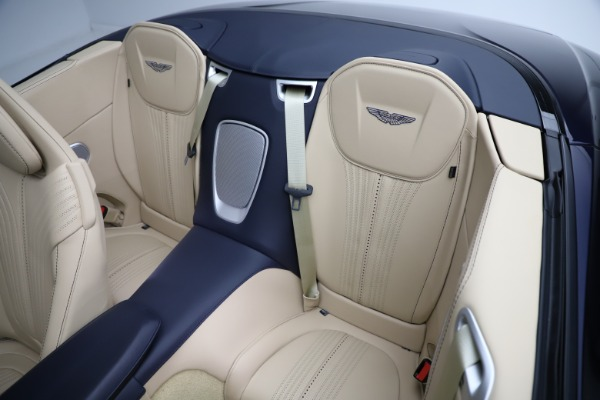 New 2021 Aston Martin DB11 Volante for sale Sold at Alfa Romeo of Westport in Westport CT 06880 17