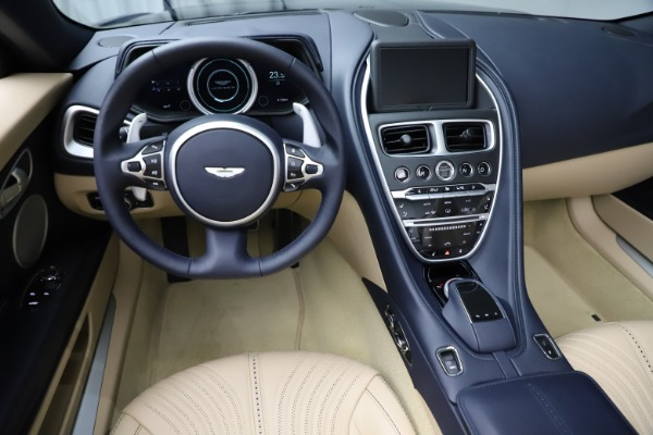 New 2021 Aston Martin DB11 Volante for sale Sold at Alfa Romeo of Westport in Westport CT 06880 18
