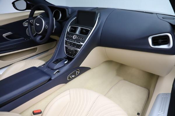 New 2021 Aston Martin DB11 Volante for sale Sold at Alfa Romeo of Westport in Westport CT 06880 19