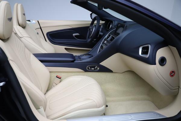 New 2021 Aston Martin DB11 Volante for sale Sold at Alfa Romeo of Westport in Westport CT 06880 20