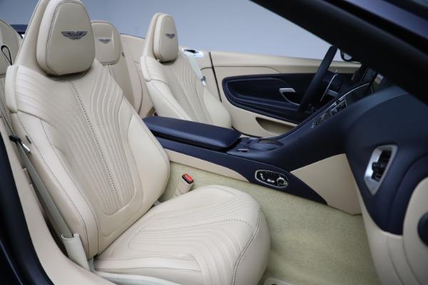 New 2021 Aston Martin DB11 Volante for sale Sold at Alfa Romeo of Westport in Westport CT 06880 21