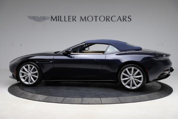 New 2021 Aston Martin DB11 Volante for sale Sold at Alfa Romeo of Westport in Westport CT 06880 23