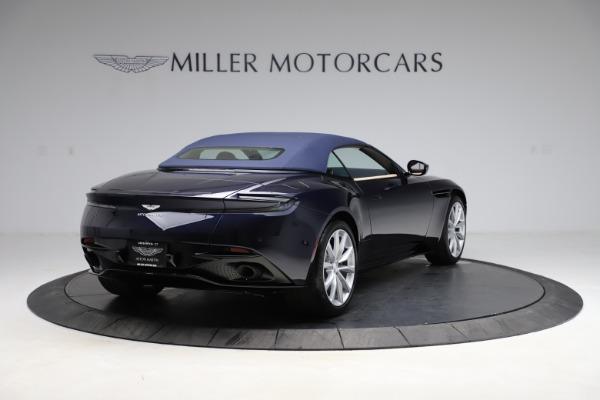 New 2021 Aston Martin DB11 Volante for sale Sold at Alfa Romeo of Westport in Westport CT 06880 25