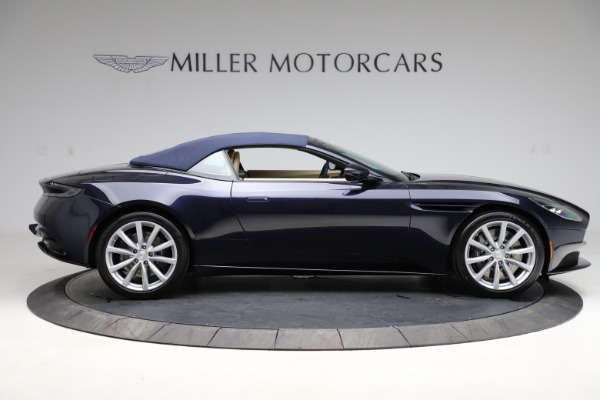 New 2021 Aston Martin DB11 Volante for sale Sold at Alfa Romeo of Westport in Westport CT 06880 26