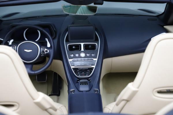 New 2021 Aston Martin DB11 Volante for sale Sold at Alfa Romeo of Westport in Westport CT 06880 28