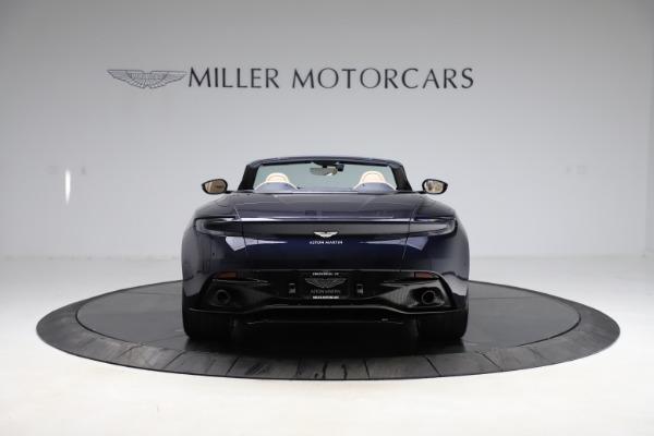 New 2021 Aston Martin DB11 Volante for sale Sold at Alfa Romeo of Westport in Westport CT 06880 5