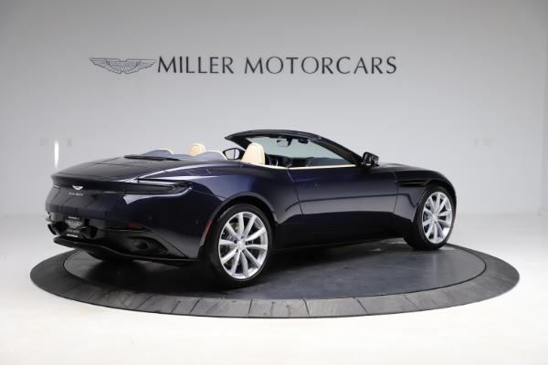 New 2021 Aston Martin DB11 Volante for sale Sold at Alfa Romeo of Westport in Westport CT 06880 7