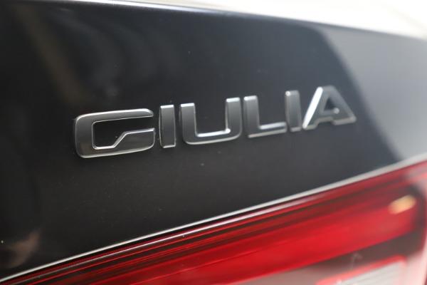 New 2021 Alfa Romeo Giulia Ti Sport Q4 for sale $56,300 at Alfa Romeo of Westport in Westport CT 06880 14