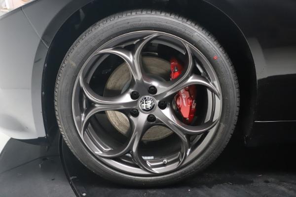 New 2021 Alfa Romeo Giulia Ti Sport Q4 for sale $56,300 at Alfa Romeo of Westport in Westport CT 06880 18