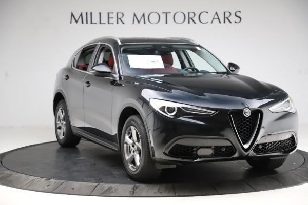 New 2021 Alfa Romeo Stelvio Q4 for sale $48,645 at Alfa Romeo of Westport in Westport CT 06880 10