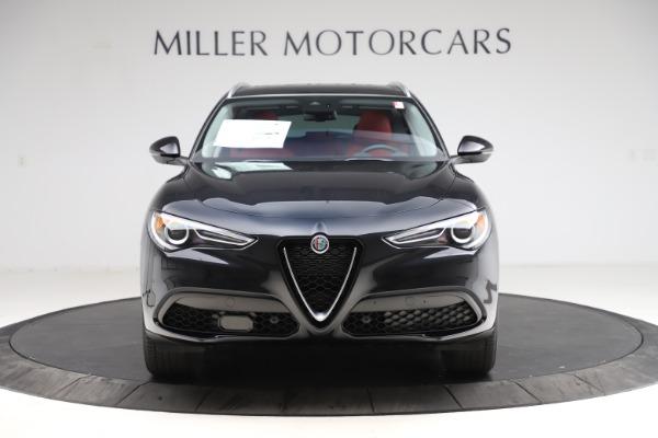 New 2021 Alfa Romeo Stelvio Q4 for sale $48,645 at Alfa Romeo of Westport in Westport CT 06880 11
