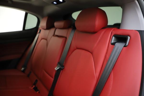 New 2021 Alfa Romeo Stelvio Q4 for sale $48,645 at Alfa Romeo of Westport in Westport CT 06880 17