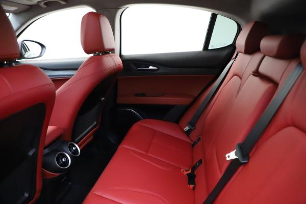 New 2021 Alfa Romeo Stelvio Q4 for sale $48,645 at Alfa Romeo of Westport in Westport CT 06880 18