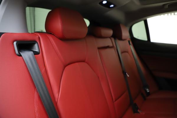 New 2021 Alfa Romeo Stelvio Q4 for sale $48,645 at Alfa Romeo of Westport in Westport CT 06880 25