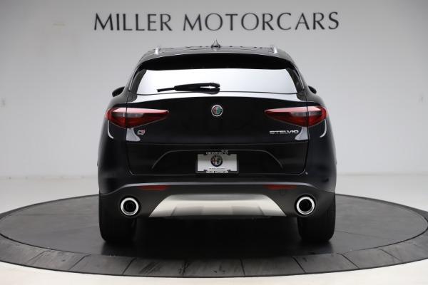 New 2021 Alfa Romeo Stelvio Q4 for sale $48,645 at Alfa Romeo of Westport in Westport CT 06880 6