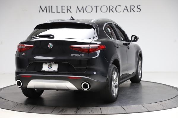 New 2021 Alfa Romeo Stelvio Q4 for sale $48,645 at Alfa Romeo of Westport in Westport CT 06880 7