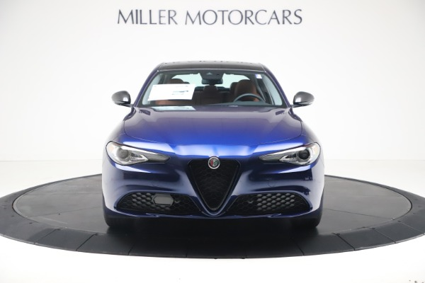 New 2021 Alfa Romeo Giulia Ti Q4 for sale $51,100 at Alfa Romeo of Westport in Westport CT 06880 12
