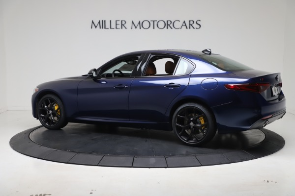 New 2021 Alfa Romeo Giulia Ti Q4 for sale $51,100 at Alfa Romeo of Westport in Westport CT 06880 4