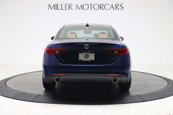 New 2021 Alfa Romeo Giulia Ti Q4 for sale $51,100 at Alfa Romeo of Westport in Westport CT 06880 6