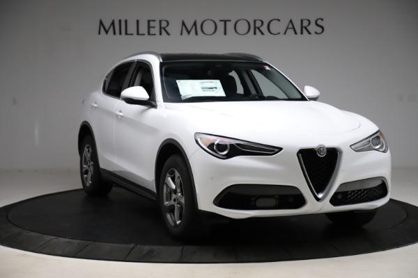 New 2021 Alfa Romeo Stelvio Q4 for sale $47,985 at Alfa Romeo of Westport in Westport CT 06880 11