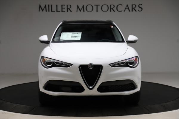 New 2021 Alfa Romeo Stelvio Q4 for sale $47,985 at Alfa Romeo of Westport in Westport CT 06880 12