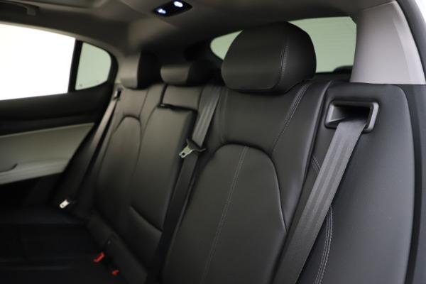 New 2021 Alfa Romeo Stelvio Q4 for sale $47,985 at Alfa Romeo of Westport in Westport CT 06880 18