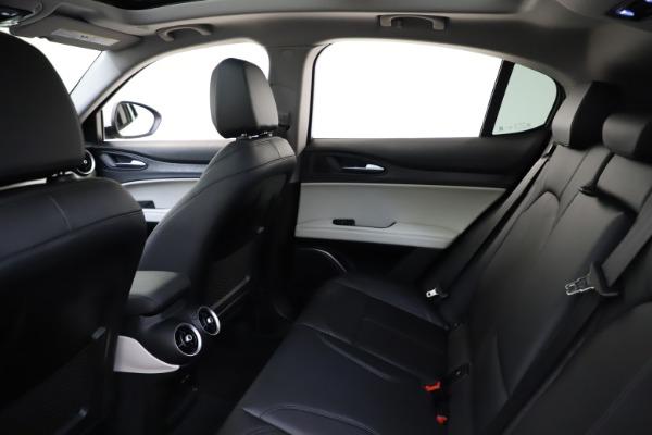 New 2021 Alfa Romeo Stelvio Q4 for sale $47,985 at Alfa Romeo of Westport in Westport CT 06880 19