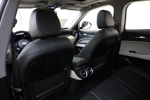 New 2021 Alfa Romeo Stelvio Q4 for sale $47,985 at Alfa Romeo of Westport in Westport CT 06880 20
