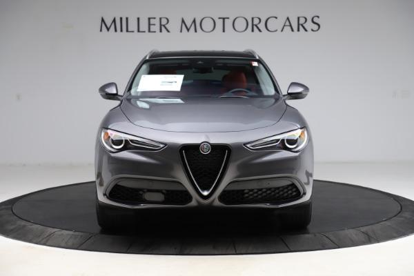 New 2021 Alfa Romeo Stelvio Q4 for sale $48,050 at Alfa Romeo of Westport in Westport CT 06880 12