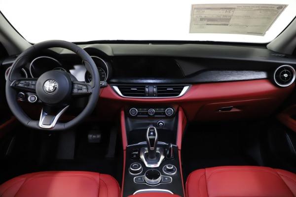 New 2021 Alfa Romeo Stelvio Q4 for sale $48,050 at Alfa Romeo of Westport in Westport CT 06880 16