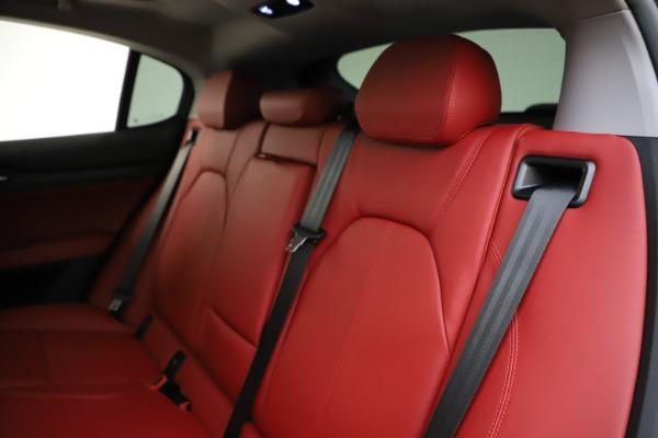 New 2021 Alfa Romeo Stelvio Q4 for sale $48,050 at Alfa Romeo of Westport in Westport CT 06880 18